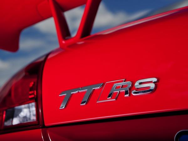 L'Audi TT-RS aura bien un 5 cylindres et le Roadster sera à Paris