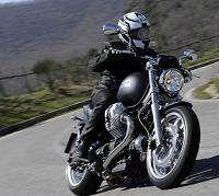 Nouveauté - Moto-Guzzi: une rivale à la NineT se prépare