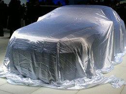 """Détroit 2012 - Volkswagen """"Big Detroit Rival"""" ou les mystères de l'Ouest"""