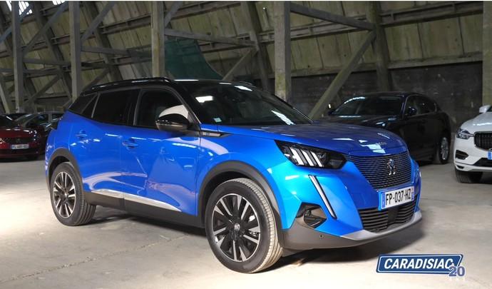 Peugeot e-2008 : le SUV urbain nucléaire – Salon de l'auto Caradisiac