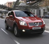 Nissan Qashqai: la gamme, les prix