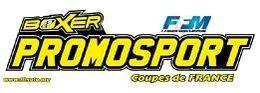 Début de saison de la coupe de France Promosport, les 27 et 28 mars au Mans