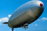 Réintroduction du ballon dirigeable en Ile-de-France