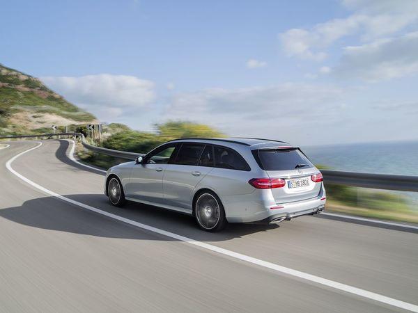 Première vidéo de la nouvelle Mercedes Classe E Break : découvrez les premières images en direct