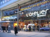 Expo à l'Atelier Renault jusqu'au 29 janvier 2007