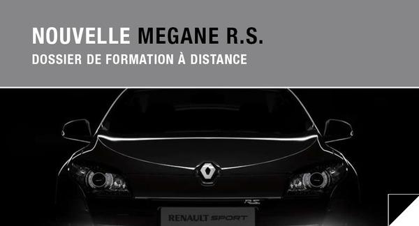 Exclu Caradisiac - Nouvelle Renault Mégane RS, l'argumentaire officiel des vendeurs pour débiner la concurrence