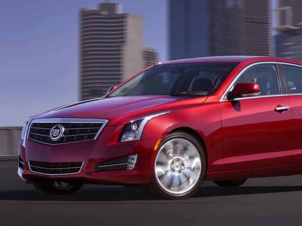 Détroit 2012 - Voici la nouvelle Cadillac ATS!
