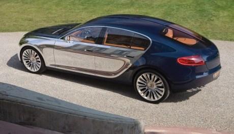 Bugatti : le second modèle attendra