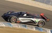 Vidéo: Mazda Furai en piste!