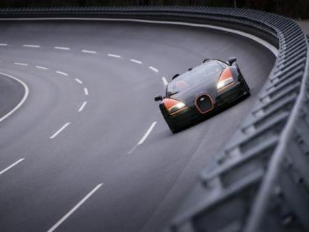 Bugatti Veyron Grand Sport Vitesse WRC: enfin la vidéo officielle!
