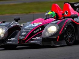 Une Art Car aux 24 Heures du Mans 2013 pour le OAK Racing