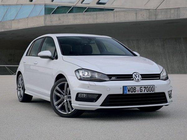 Volkswagen dévoile la Golf 7 R-Line
