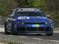 Photos : la VW Scirocco des 24h du Nürburgring