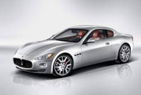 Maserati - Guide des stands -  Hall 1
