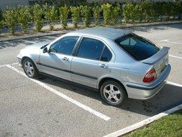La p'tite sportive du lundi: Honda Civic 1.8 VTi.