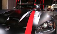 Détroit 2007: Dodge Viper SRT10 Mopar Concept
