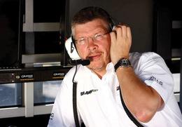 Graham London BGP : l'heure officielle du Team Brawn GP