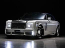 Rolls-Royce Phantom Drophead Coupe par Wald International : pourquoi ?