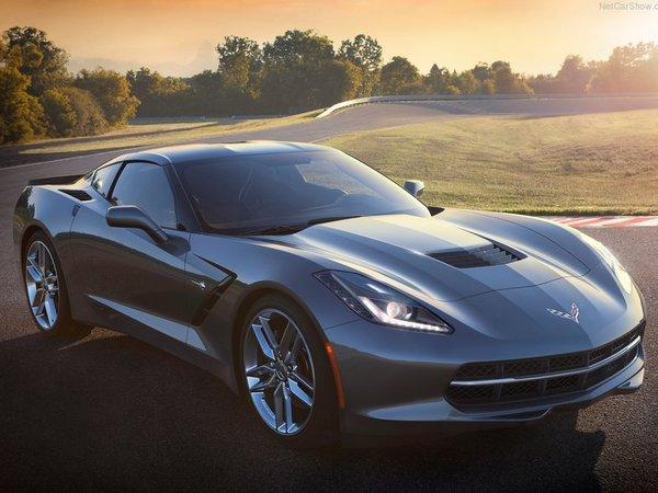 La Chevrolet Corvette Stingray démarre à 51 995 dollars aux USA