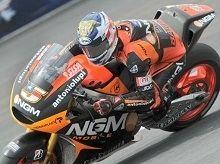 Moto GP: Le Forward Racing est l'objet de toutes les convoitises