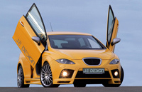 Seat Leon FR par JE DESIGN enfin disponible