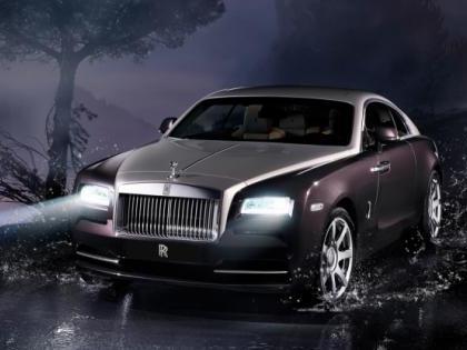La future Rolls Royce Wraith convertible confirmée