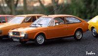 Miniature : 1/43ème - RENAULT R15TL