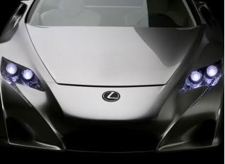 La Lexus LF-A présentée à Tokyo sera ( encore ) un concept-car