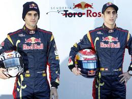 F1 : Buemi et Alguersuari pas assez bons pour Red Bull selon Helmut Marko