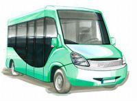 Gépébus commercialisera un minibus électrique en 2009
