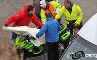 Kawasaki Z1000 SX (2014?): photos volées