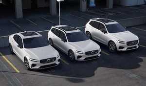 La marque Volvo optimiste sur l'avenir