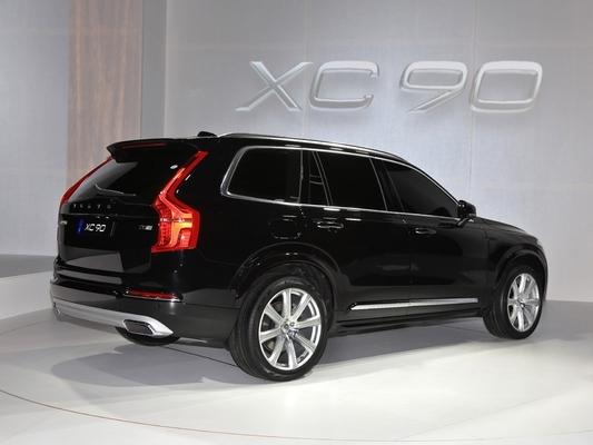 Un Volvo XC90 version luxe est à venir