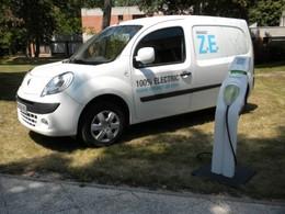 Le Renault Kangoo ZE bien accueilli par les Hambourgeois