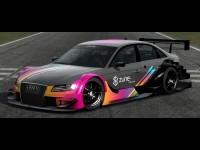 Forza 3, recevez une Audi A4 Touring Car pour démarrer le jeu