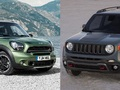 Match du Mondial : Jeep Renegade ou Mini Countryman ?