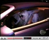 Paris Hilton en panne d'essence !