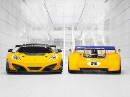 McLaren célébrera ses 50 ans à Goodwood