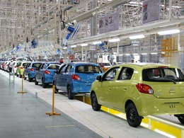 Mitsubishi contraint d'arrêter sa production au Venezuela