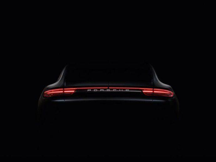 Porsche donne un avant-goût de la nouvelle Panamera