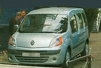 La future Renault Kangoo 2 y sera-t-elle ?