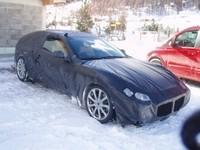 """Maserati """"Coupé"""" by Pininfarina : un proto de plus près !"""