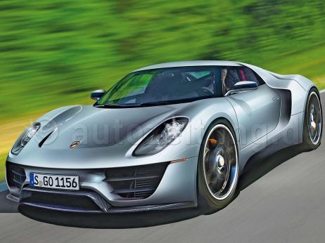 Future Porsche 929: mieux qu'une 911