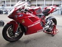 Challenge 848 : Romain Tarallo nous présente sa Ducati 848