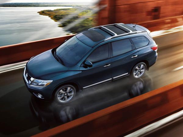 Détroit 2012 : Nissan Pathfinder Concept, plus le même