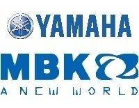 Economie : Yamaha, futur distributeur la marque MBK !?