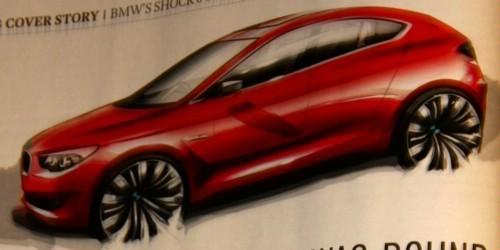 BMW : une Série «0» basée sur la plate-forme de la Mini ?