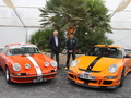 Photos du jour : Porsche 911 2.7 RS (le Mans Classic)