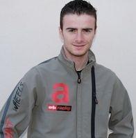 Supermotard: Adrien Chareyre à quelques jours du début du mondial 2011.