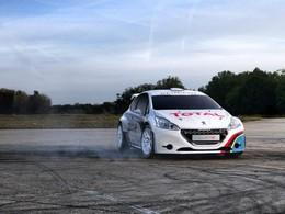 (Vidéo) La Peugeot 208 T16 poursuit son développement